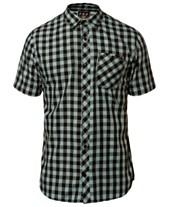 10d11544d Fox Mens Casual Button Down Shirts   Sports Shirts - Macy s