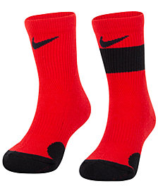 Nike Little Boys 2-Pack Elite Crew Socks