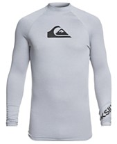 aa247ea65f5f Quiksilver Men's All-Time Logo Graphic Swimsuit. 4 colors
