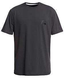 Quiksilver Men's Bubble Logo Graphic T-Shirt