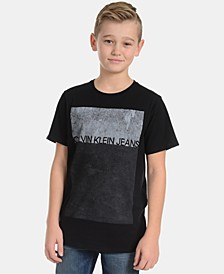 Big Boys Graphic-Print Cotton T-Shirt