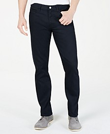 Men's Regular-Fit Stretch Performance Jeans, Created for Macy's