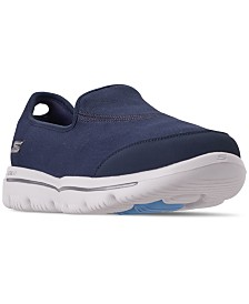 Skechers Women's GoWalk Evolution Ultra - Legacy Slip-On Walking Sneakers from Finish Line