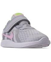 c86e0c2e97e1f1 Nike Toddler Girls  Revolution 4 Athletic Sneakers from Finish Line