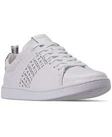 Lacoste Women's Carnaby EVO Paris Casual Sneakers from Finish Line
