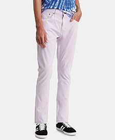 Levi's® 512™ Slim Taper Fit Pastel Jeans