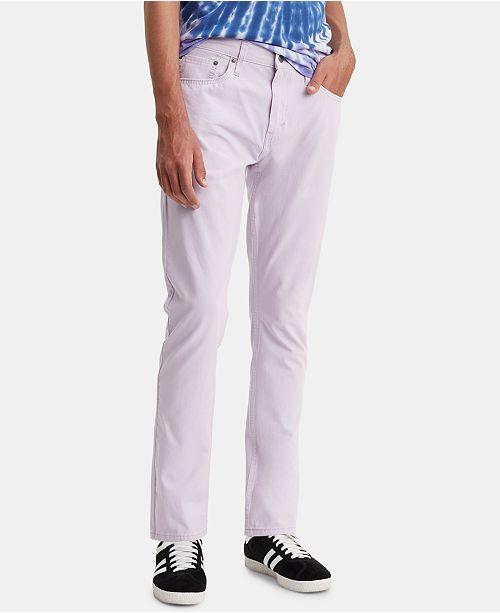 Levi's 512™ Slim Taper Fit Pastel Jeans