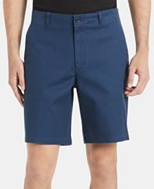 "Calvin Klein Men's Classic-Fit Performance Stretch Twill 9"" Carpenter Shorts"