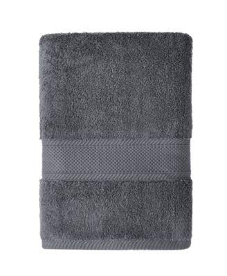 Zero Twist 100% Cotton 4-Pc. Bath Towel Set