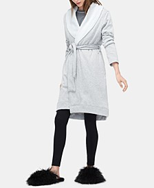 Blanche II Double-Knit Fleece Robe