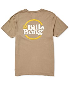 Billabong Men's Logo Graphic T-Shirt