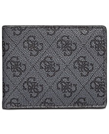 Men's Logo RFID Wallet