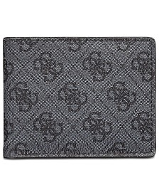 GUESS Men's Logo RFID Wallet