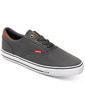 best sneakers dbf11 1a0bc Levi's® Men's Ethan Canvas II Sneakers