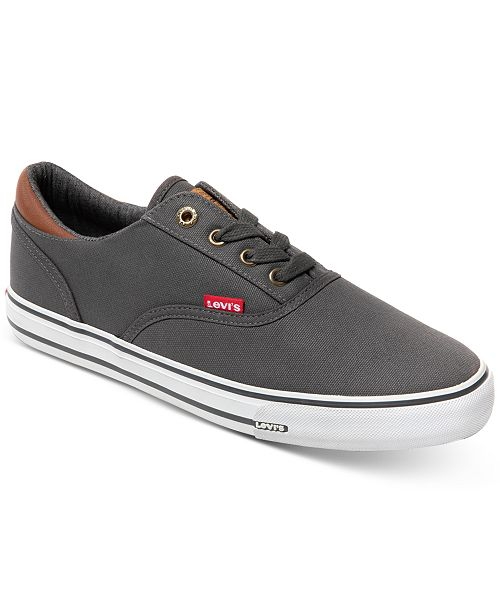 Levi's Men's Ethan Canvas II Sneakers