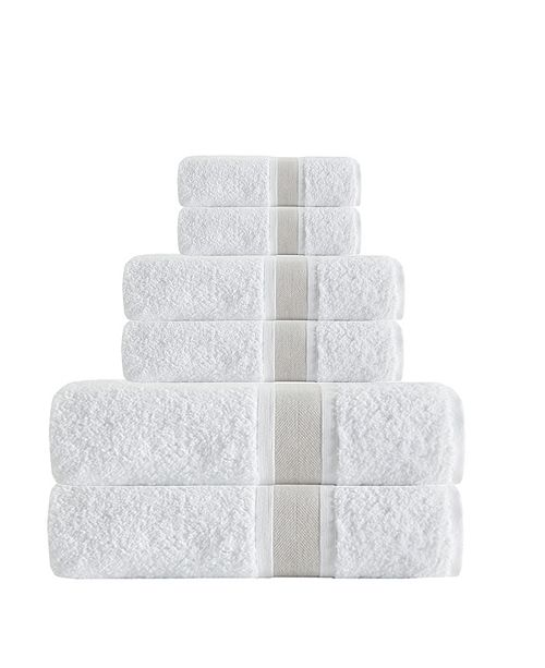 Enchante Home Unique 6-Pc. Turkish Cotton Towel Set