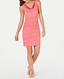 Sesoire Modal Print Short Gown