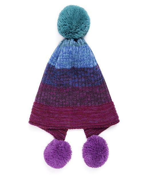 79de596585bd0 Muk Luks Women's Pom Hat & Reviews - Home - Macy's