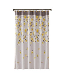 Saturday Knight Ltd. Spring Garden Shower Curtain