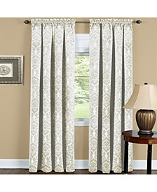 Sutton Window Curtain Panel, 52x63