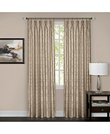 Windsor Pinch Pleat Window Curtain Panel, 34x63