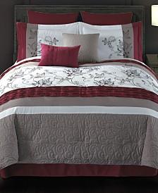 Ellie 8 Pc King Comforter Set