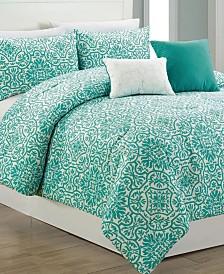 Elyse 5 Pc Comforter Sets