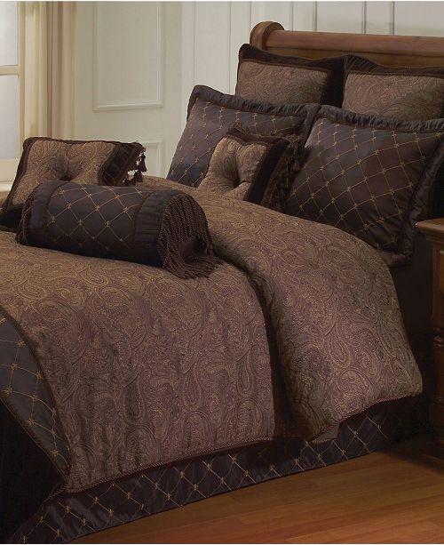 Riverbrook Home Buta 9 Pc Qn Comforter Set