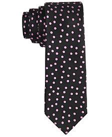 DKNY Big Boys Dot-Print Tie