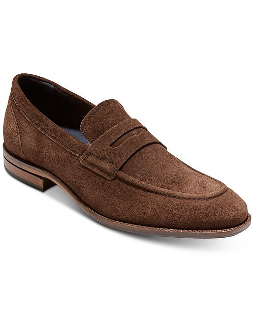 a64181e72a4 Cole Haan Men s Warner Grand Penny Loafers   Reviews - All Men s ...