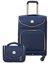12770c58c457 Delsey Envysion 2-Piece Luggage Set