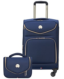 CLOSEOUT! Delsey Envysion 2-Piece Luggage Set, Created for Macy's
