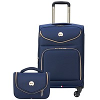 Deals on Delsey Envysion 2-Piece Luggage Set