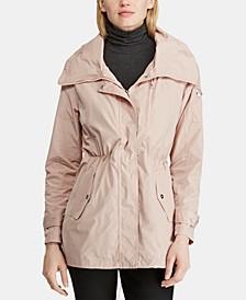 Zip-Front Anorak Jacket