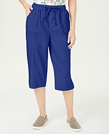 Petite Edna Capri Pants, Created for Macy's