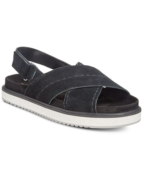 TOMS Women's Marisa Footbed Sandals