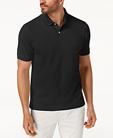 Club Room Men's UPF Stretch Performance Polo, Created for Macy's