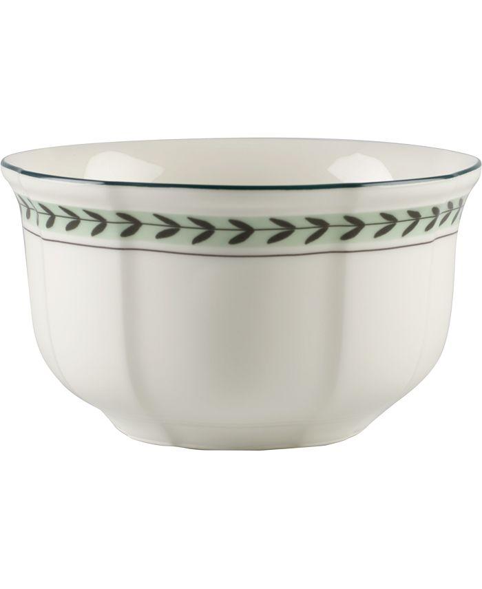 Villeroy & Boch - French Garden Green Lines Rice Bowl