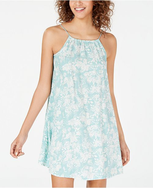 Roxy Juniors' All About Queens Printed Tank Dress