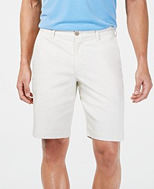 "Men's Big & Tall 10"" Boracay Chino Shorts"
