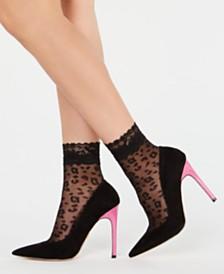 I.N.C. 2-Pk. Sheer Anklet Fashion Socks, Created for Macy's