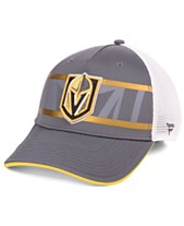 outlet store 0f046 0374e Authentic NHL Headwear Vegas Golden Knights 2nd Season Trucker Adjustable Snapback  Cap