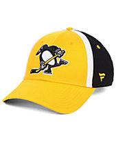 d84ba38779e Authentic NHL Headwear Pittsburgh Penguins Alternate Jersey Alpha Adjustable  Cap