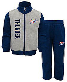 Outerstuff Oklahoma City Thunder On the Line Pant Set, Toddler Boys (2T-4T)