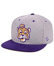 Zephyr LSU Tigers 2018 NCAA Foundation Snapback Cap