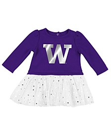 Washington Huskies Girls Tutu Dress, Infants (12-24 Months)