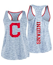 Women's Cleveland Indians Space Dye Tank