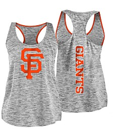 '47 Brand Women's San Francisco Giants Space Dye Tank