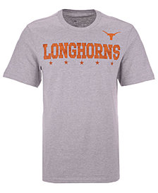 Authentic NCAA Apparel Men's Texas Longhorns Trooper T-Shirt