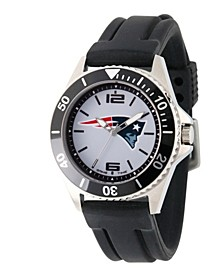Gametime NFL New England Patriots Men's Stainless Steel Honor Watch